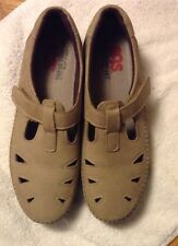 Womens SAS Suede Sandals Size 8.5 N