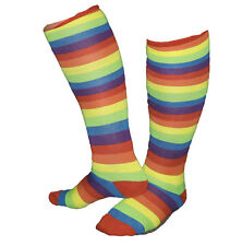 Gay Pride Over the Knee Socks One Size Fits Most Adults