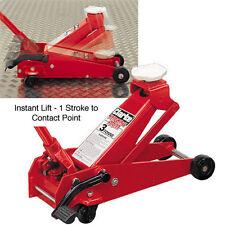 Crick idraulico 3 tonnellate 500mm Instant Lift Clarke 7621005 CTJ3QLG