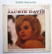 JACKIE DAVIS QUARTET - Easy Does It - Ex LP Record Warner Brothers WS 8128