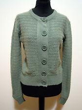 CULT VINTAGE '70 Jersey Sweater Woman Cardigan Woman Sweater Sz. S - 42