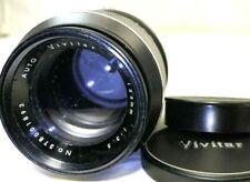 Vivitar 135mm f3.5 Telephoto Manual Focus Lens prime for Nikon F mount cameras