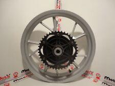 Cerchio posteriore ruota wheel felge rims rear BMW F 700 GS 12 14