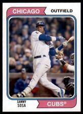 2020 Archives Base #175 Sammy Sosa - Chicago Cubs