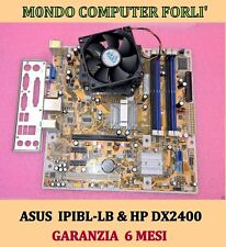 SCHEDA MADRE SOCKET 775 HP & ASUS IPIBL-LB +CPU DUAL CORE E5200+COOLER+ 2Gb RAM