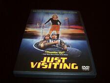 Just Visiting DVD Jean Reno, Christina Applegate, Christian Clavier
