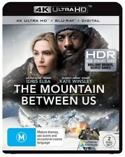 The Mountain Between Us - 4K Ultra HD