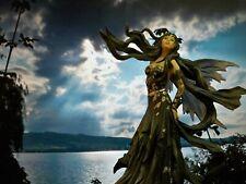""" ARIA "" by NENE THOMAS - DRAGONSITE - ELFE - FAIRY - FIGUR - FIGURE - STATUE"