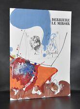 Derriere Le Miroir 163, Maeght # Paul REBEYROLLE # 1967, incl. 10 lithographs, n