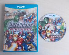 Marvel Avengers : Battle For Earth Ubisoft - nintendo WII U