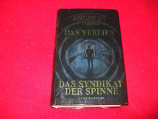 Andreas Franz - Das Verlies  und  Das Syndikat der Spinne