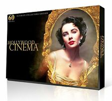 Hollywood Cinema Collector's Edition Box - 60 movies (DVD 8 disc) NEW