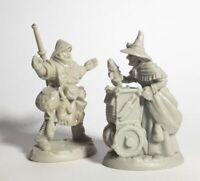 1x FISHMONGERS TOWNSFOLK BONES REAPER figurine miniature rpg jdr dreadmere 44035