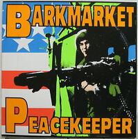 "BARKMARKET Peacekeeper 1995 US Man's Ruin 12"" QOTSA Melvins PUNK Minty! KOZIK"
