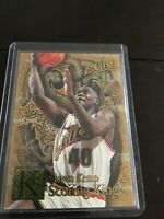1996-97 Ultra Scoring Kings PLUS #25 Shawn Kemp RARE Insert