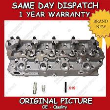 Zylinderkopf Blank passend für Hyundai Galloper, Terracan, H1 2.5TD 98>06