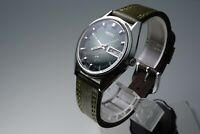 Vintage 1973 JAPAN SEIKO LORD MATIC WEEKDATER 5606-7191 23Jewels Automatic.