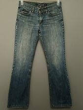 dkny womens jeans factory destroyed size 2