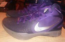 Nike Hyperdunk Shoes Purple Size 10 Zoom 469776-500