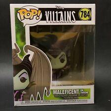 Disney Maleficent On Throne Funko Pop #784 Villains Vinyl Figure
