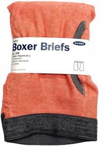 """NWT OLD NAVY Boxer Briefs 6"""" Inseam Sz S-M-L-XL-XXL"""