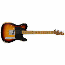 ESP LTD TE-254 Distressed 3-Tone Burst D3TB Electric Guitar + Free Gig Bag TE254