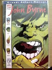 Grandi Autori Marvel JOHN BYRNE HULK Marvel Top 14   [SP15]