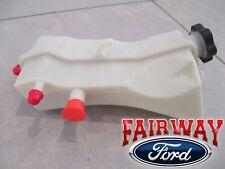 09 thru 10 Super Duty OEM Ford Power Steering Pump Tank Bottle Reservoir w/ Cap