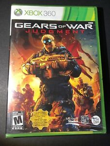 Gears of War [ Judgment ] (XBOX 360) NEW
