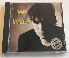 Philip Oakey & Giorgio Moroder CD 1985 CDV2351 Rare OOP. Virgin Records