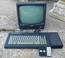 """Ordenador Amstrad CPC6128 + Monitor GT-65 y disquete 3"""" con juegos"""
