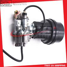 Carburetor & Air Filter Box Fit Suzuki Jr50 1984-2006 (Fits: Suzuki)