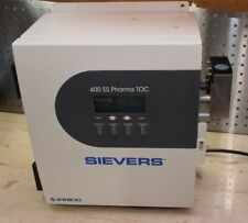 GE Sievers 400 ES Pharma Total Organic Carbon Analyzer  TOC 400ES/120V TOC-400ES