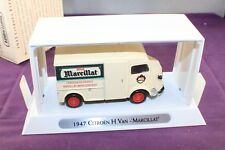Matchbox Collectibles YTF4 1947 Citroen Type H Van  Marcillat  A Taste of France