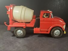 Vintage Daisy-Matic Cement Mixer 1960's Battery Operated Plastic Toy GMC Truck