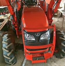 Kubota Tractor with Kubota Loader