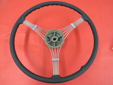 "NEW 1938 1939 Ford banjo steering wheel 17"" as original flathead   91A-3600-B"