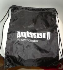 Xbox one Switch Promo ps4 Wolfenstein 2 Colossus Sony Nintendo Holdall bag