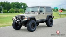 2006 Jeep Wrangler Long Wheel Base LJ Rubicon