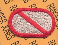 600th QM Quartermaster Bn Airborne Rigger para oval patch #3 c/e odd