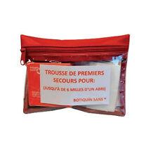 TROUSSE PREMIER SECOURS NAVIGATION - DE 6 MILLES