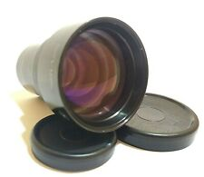 Lens 16KP-1,2/50mm for 16mm movie projector (PO-109-1a) high projection lens