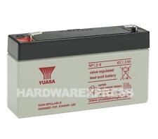 Battery UPS Lead Watertight Yuasa Np1.2-6 6v 1.2ah 97x25x54.5mm