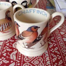 Emma Bridgewater Chaffinch Old Design 0.5pt Mug New Rerun