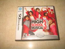 High School Musical 3: Senior Year (DS, 2008) - Complete - Tested - 3DS - Eng/Fr