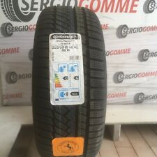 1x 225/55 R16 225 55 16 2255516 99H XL , CONTINENTAL INVERNALE, DOT.3819 NUOVO