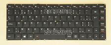 For Lenovo Ideapad yoga 900-13isk 900-13isk2 Keyboard backlit Belgian Clavier