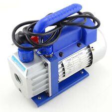 3CFM 1Stage Refrigerant Vacuum Pump Refrigeration Gauges Tools Air Condition New