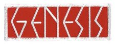 Genesis Embroidered Patch G049P Phil Collins Peter Gabriel