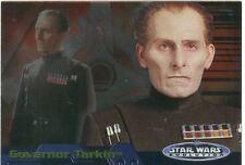 Star Wars Evolution Update Evolution 'A' Chase Card 9A Governor Tarkin